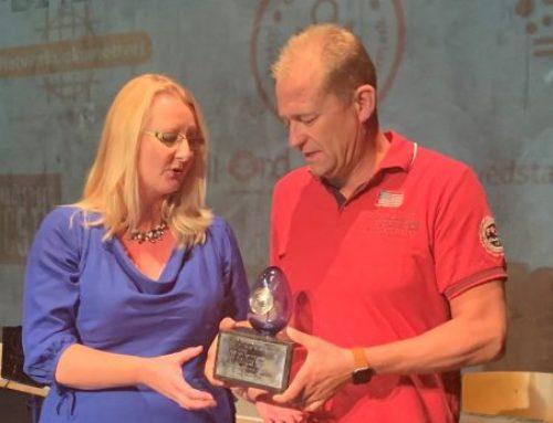 Ordblindeprisen 2019 gik til Marie Wolter Bertelsen