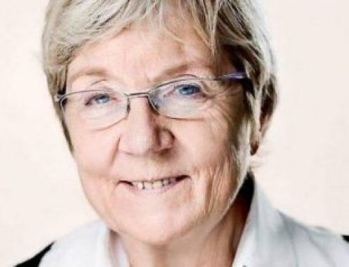 Vigtigt at vi hjælper dem der er ordblinde, fortæller tidl. minister og formand for Radikale Venstre, Marianne Jelved