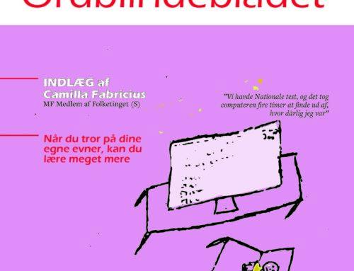 GRATIS prøveblad på vores Ordblindeblad nummer 2 – 2020